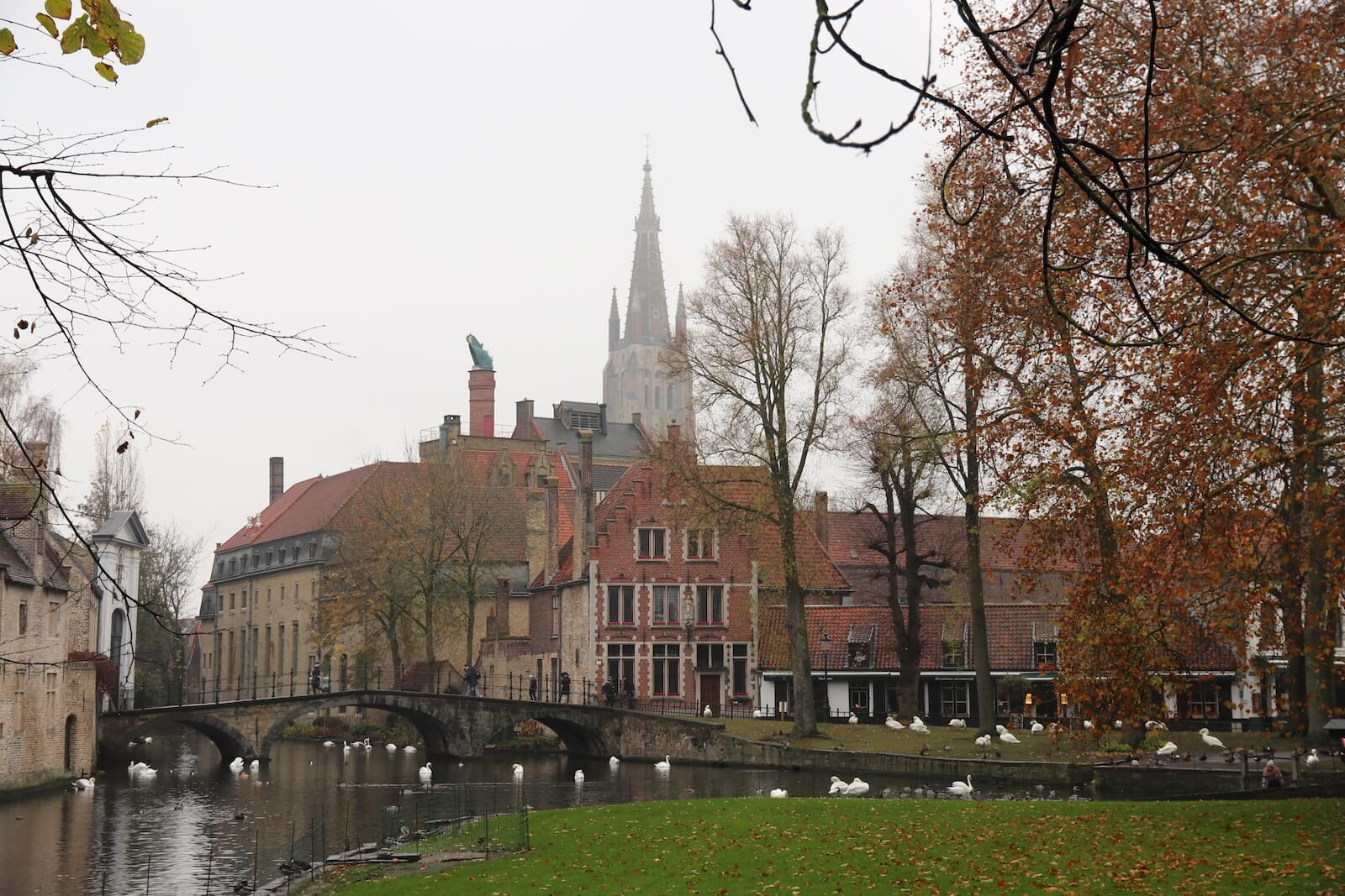 Must do: a brewery tour in Bruges