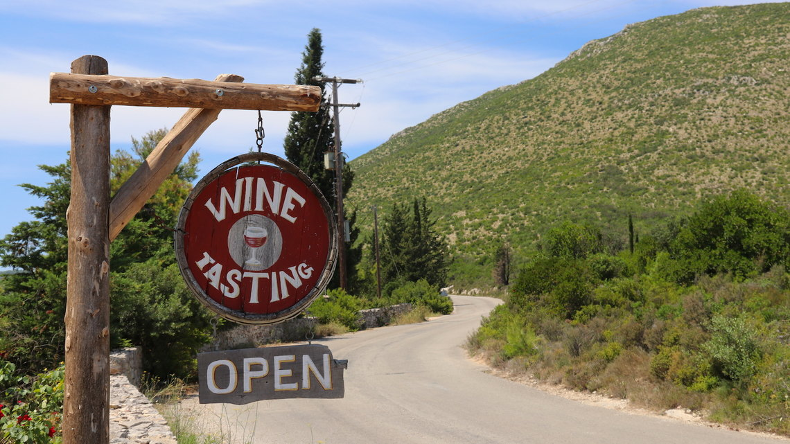 Greece, Zakynthos: Art & Wine Winery