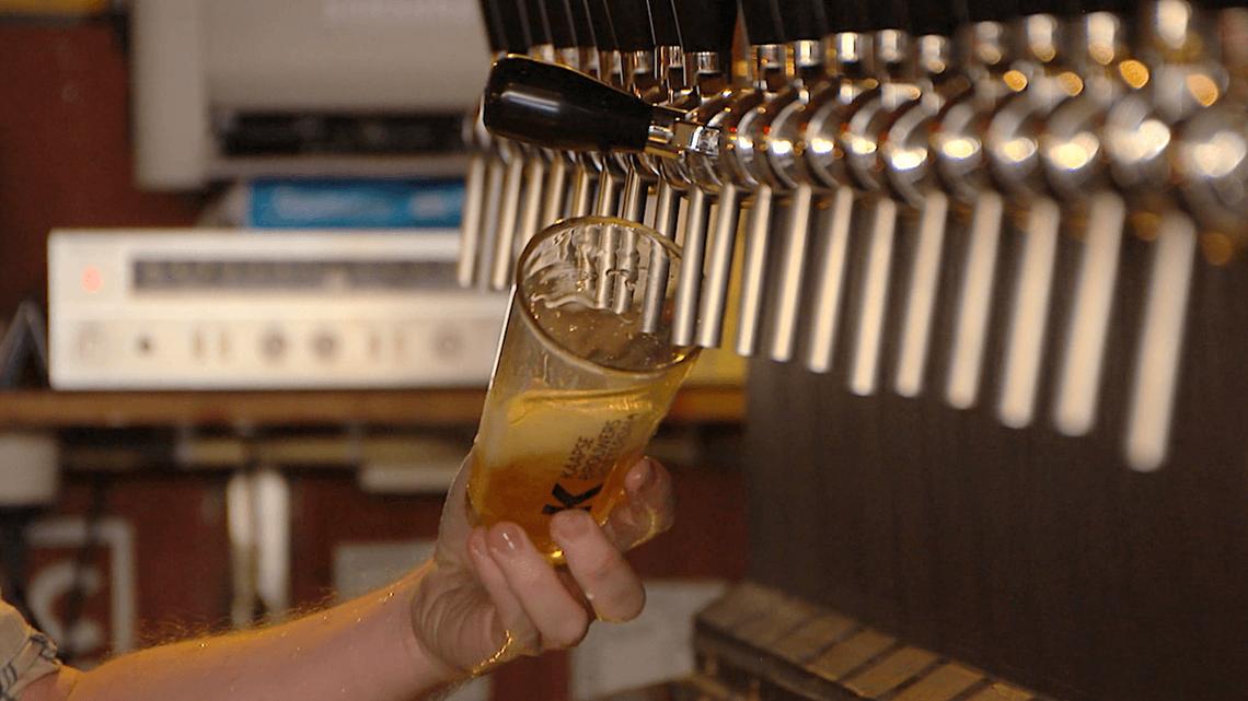 beer barrels utrecht