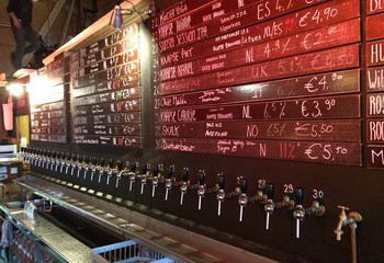 Pick and choose at Kaapse Brouwers brewpub