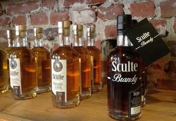 Selection of Sculte bottles