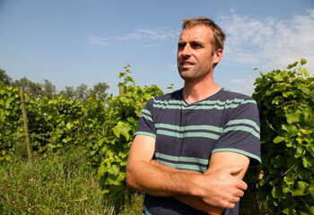 Ron Langeveld, winemaker of Dassemus