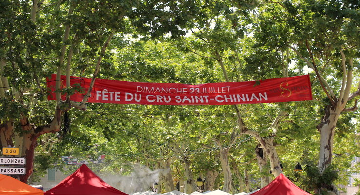 France, Saint-Chinian: Fête du Cru
