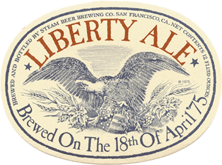 Anchor Brewing: Liberty Ale