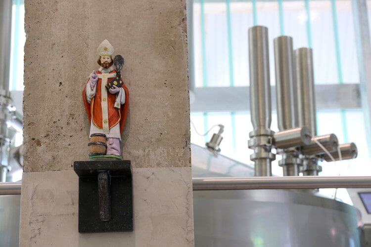 St. Arnold, patron saint of breweries